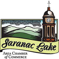 Saranac Lake Area Chamber of Commerce logo