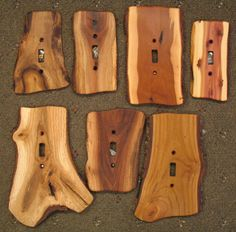 Wood Light Switch Plates Genuine Adirondack Products Services